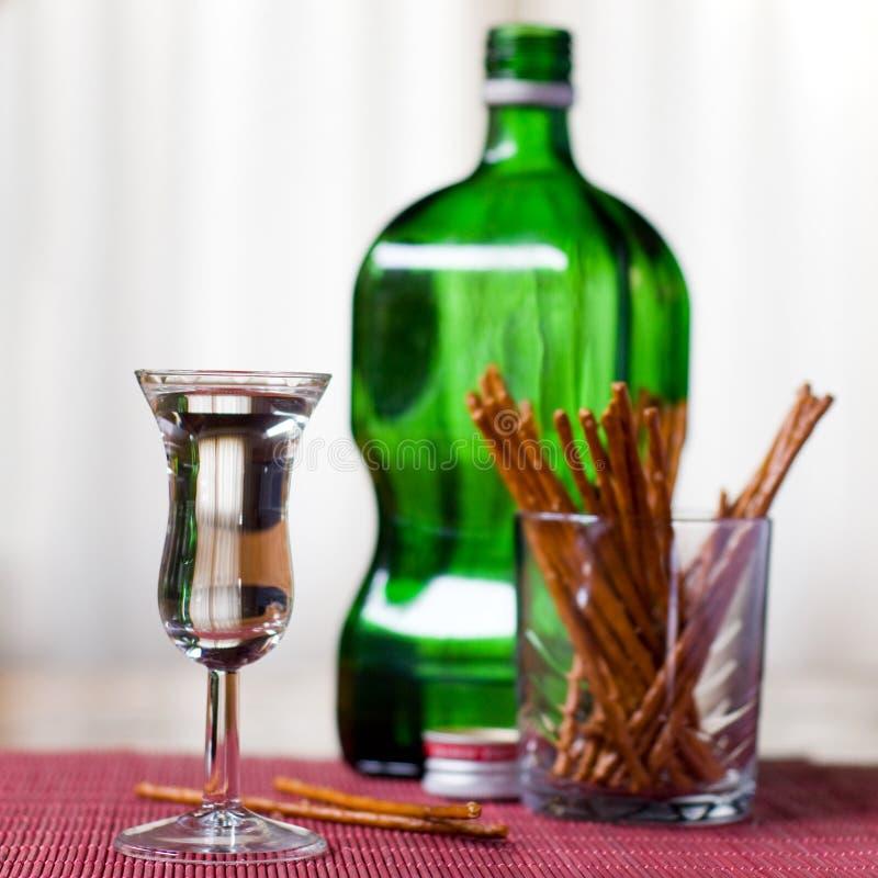 berömd drinkholländare royaltyfri bild