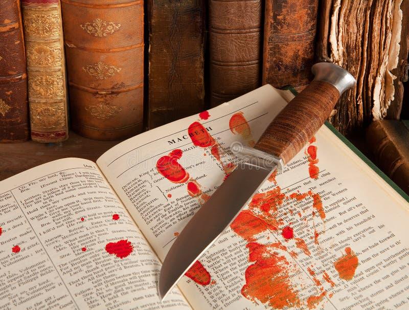 berömd mördare 2 arkivbild