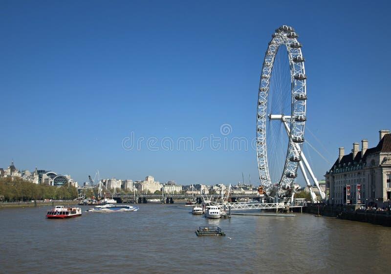 Berömd vit rullar in London i detalj royaltyfri fotografi