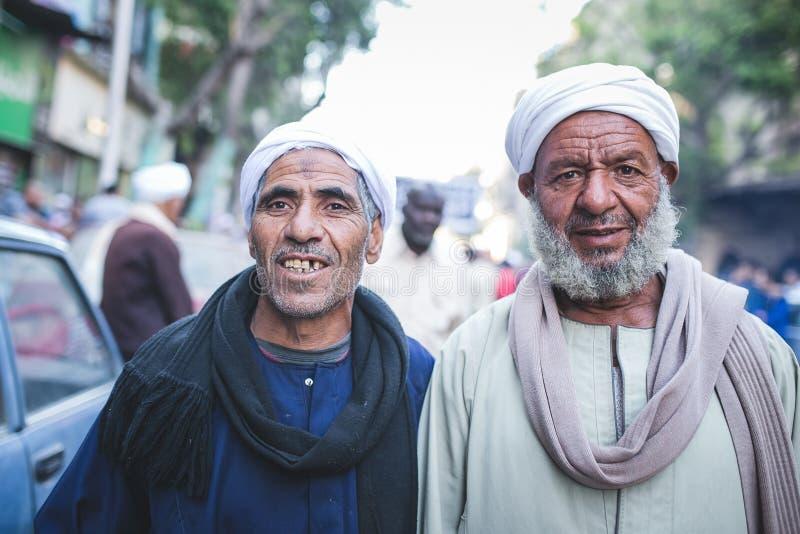 Berömväg Rifai Sufi Egypten arkivbilder
