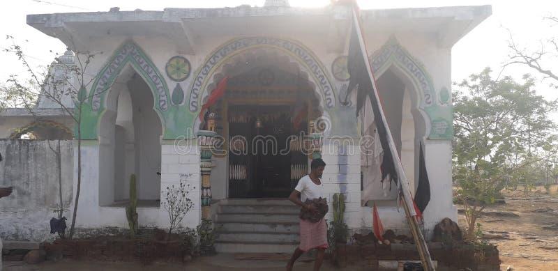 Berühmter religns Chhatisghar Tempel lizenzfreie stockbilder