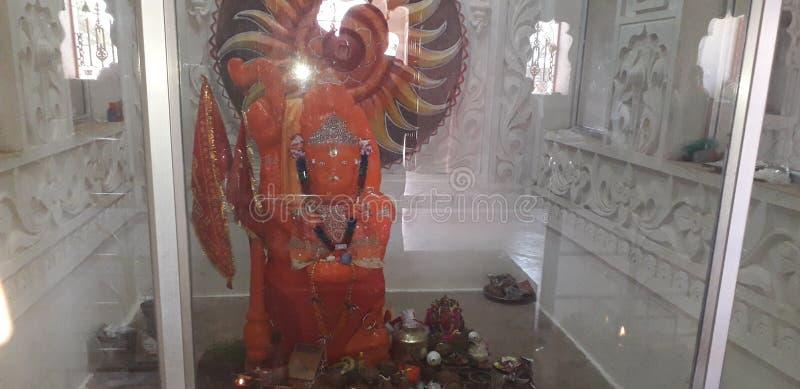Berühmter religns Chhatisghar Tempel lizenzfreie stockfotografie