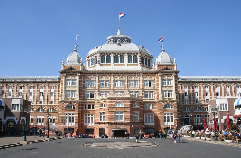 Berühmtes holländisches Hotel lizenzfreies stockfoto