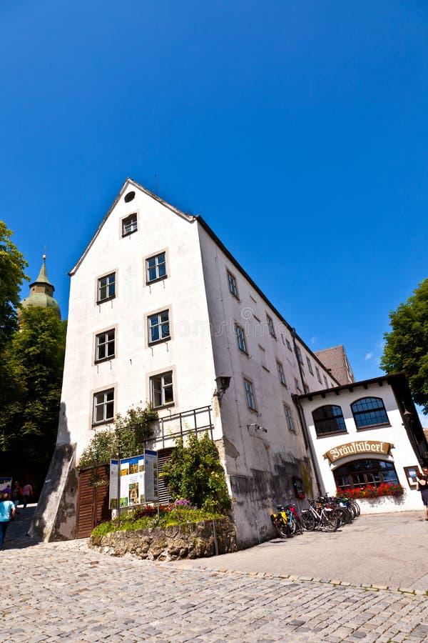 Berühmtes Kloster von Andechs lizenzfreie stockfotografie