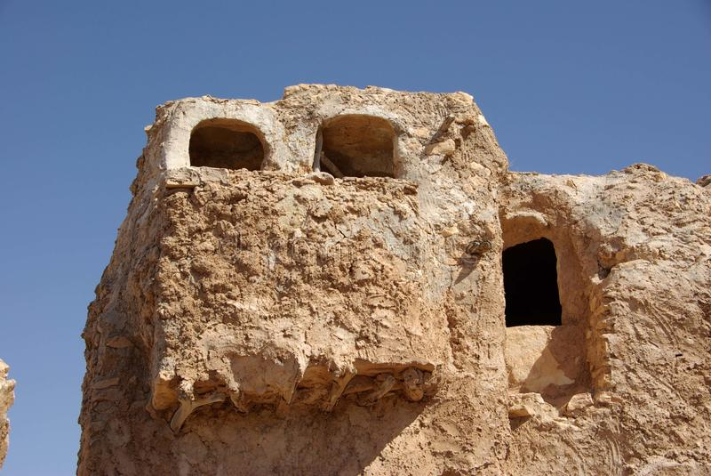 berber świron Libya obraz royalty free