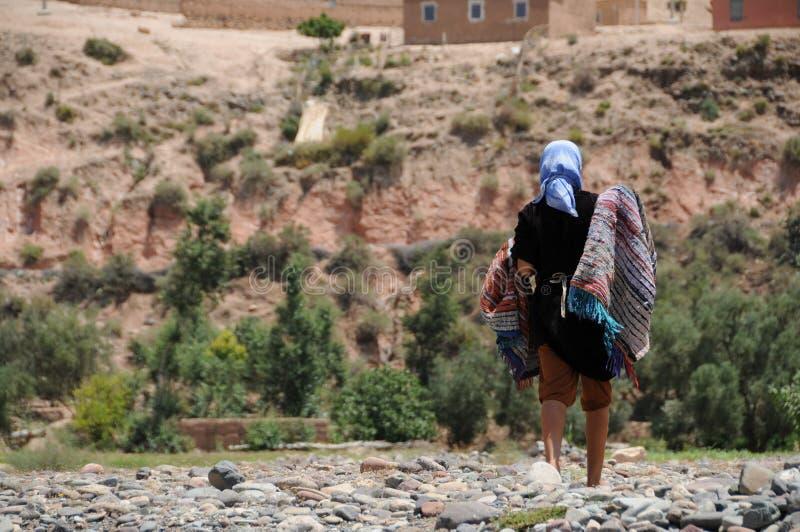 berber kobieta obrazy royalty free