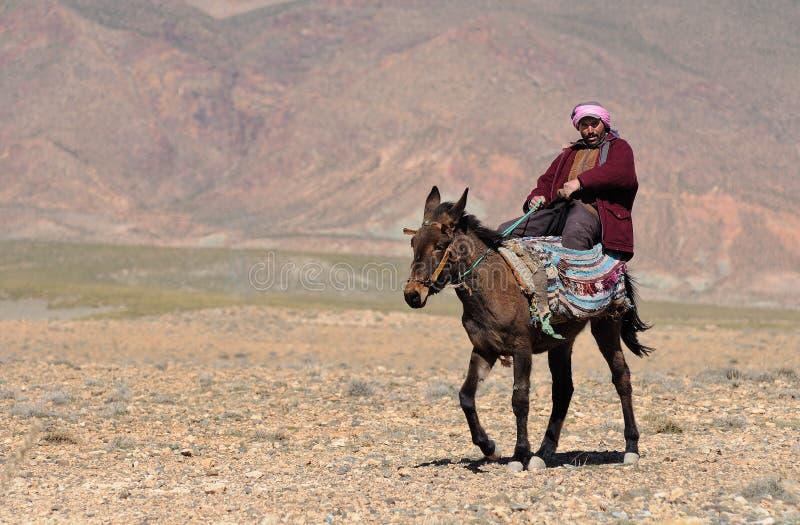 Berber marocchino 3 immagine stock libera da diritti