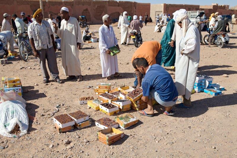 Download Berber Men At The Dates Fruit Market Editorial Stock Photo - Image: 26830088