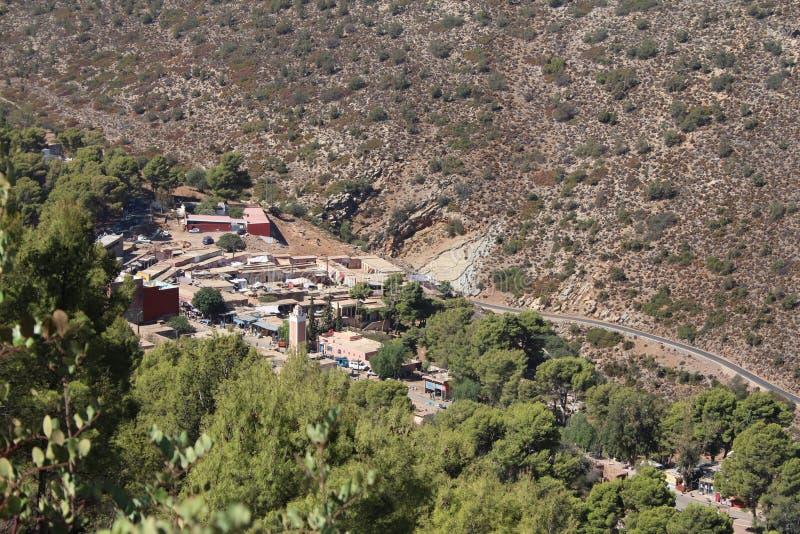 Berber Village, Morocco. Editorial Photography