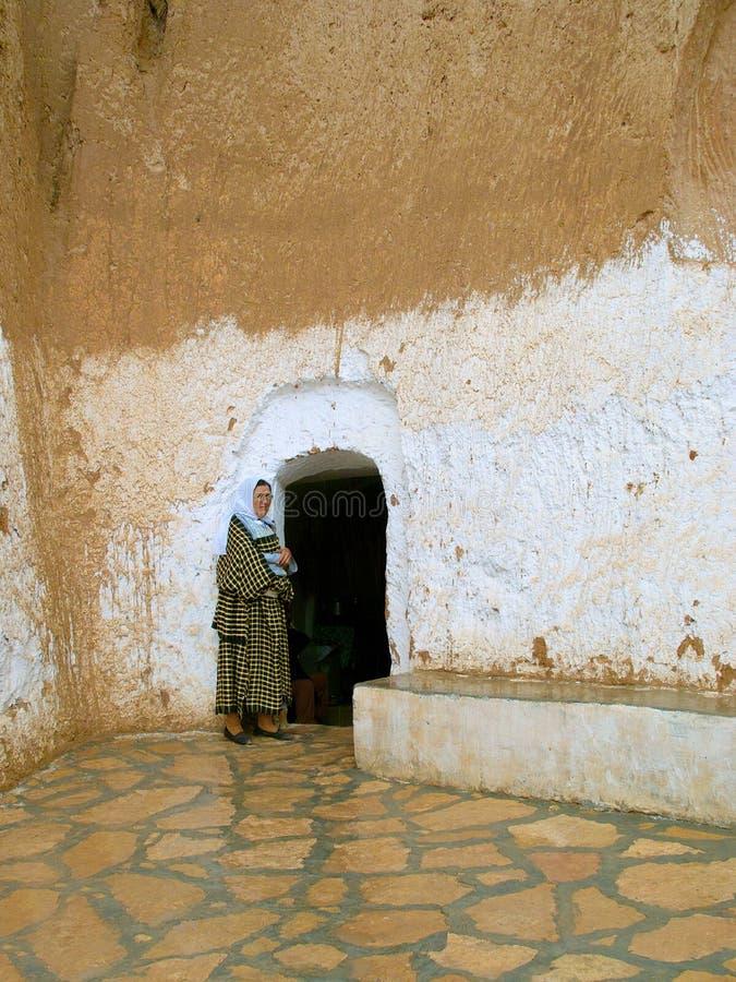 Berber woman royalty free stock photo