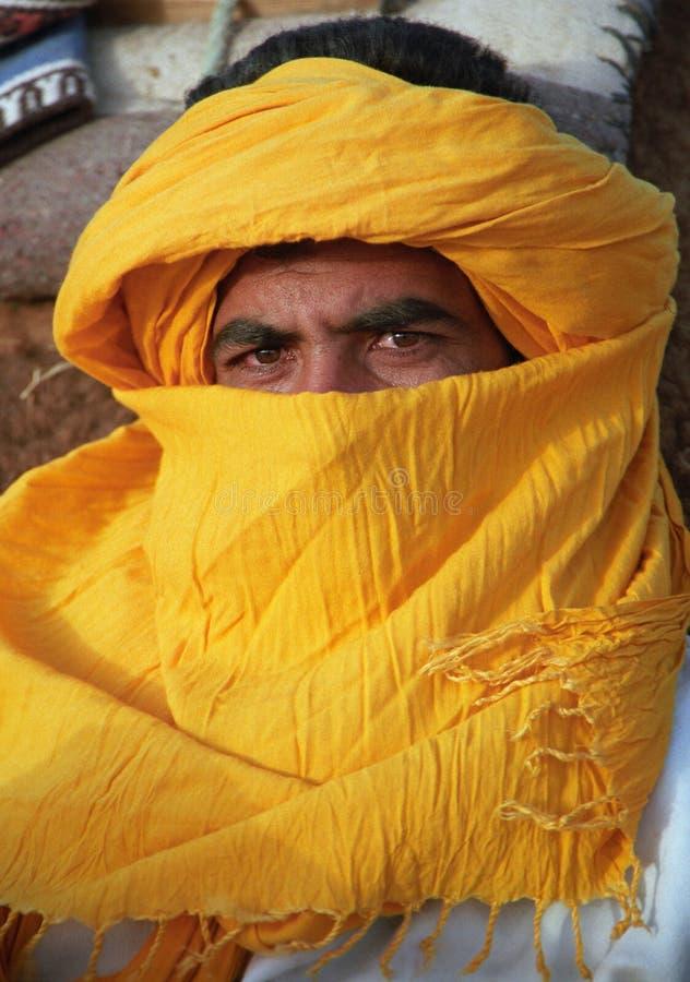 Berberanleitung lizenzfreie stockbilder