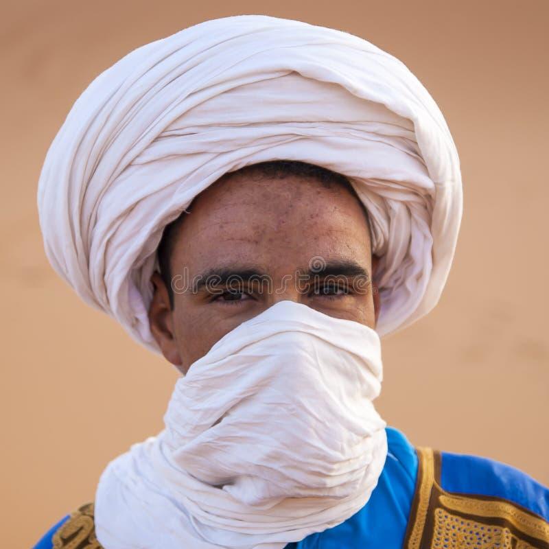 Berberfolk royaltyfri fotografi