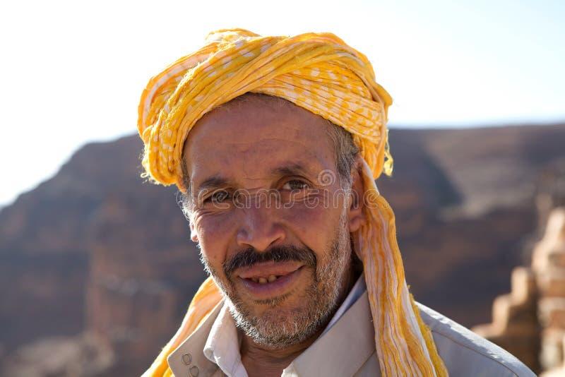 Berberman royaltyfri fotografi