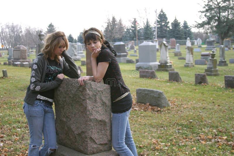 Bereavement stock images
