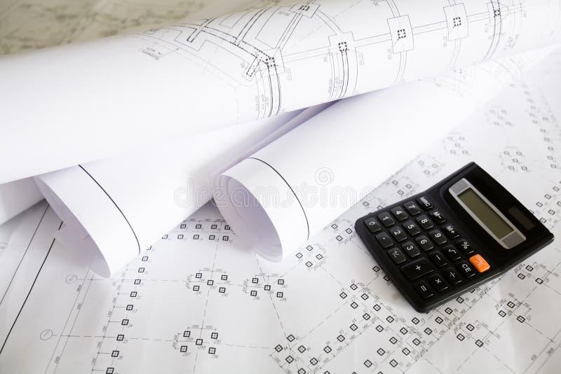 Berechnungen stockbild
