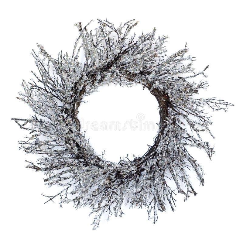 Bereifter Wreath lizenzfreie stockbilder