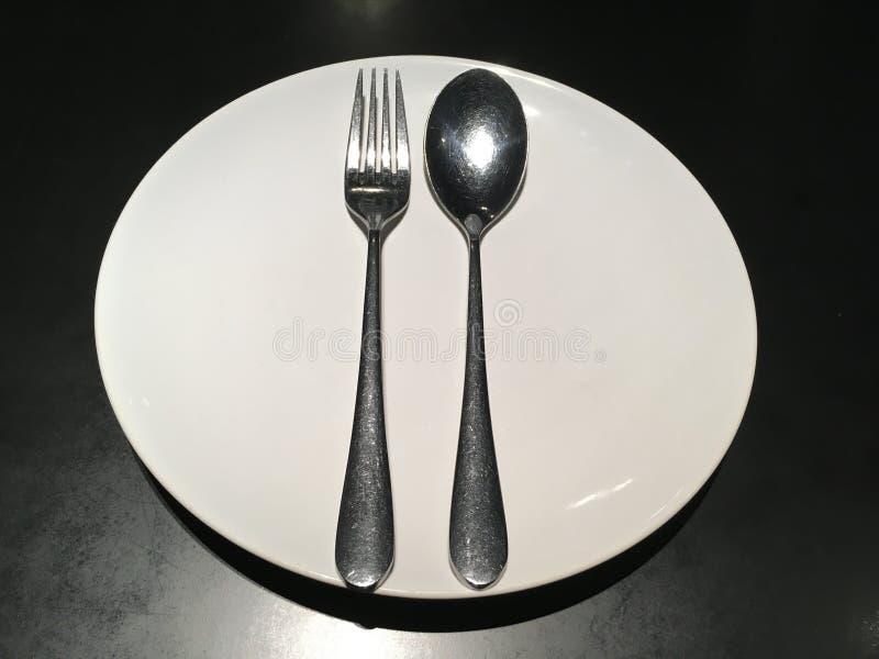 Bereiten Sie Abendessen vor lizenzfreie stockfotos
