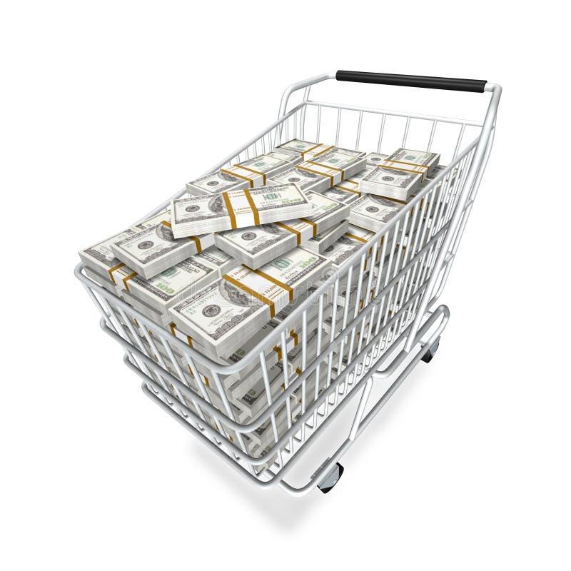 Bereiten Sie für das Einkaufen vor