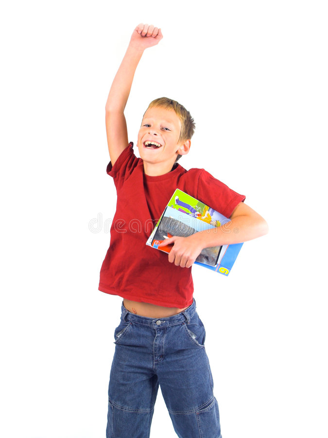 Bereiten Sie für Schule vor lizenzfreie stockfotografie