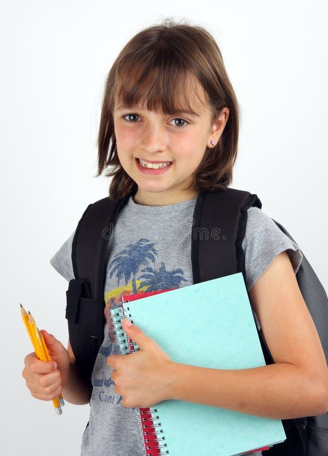 Bereiten Sie für Schule vor stockfotos
