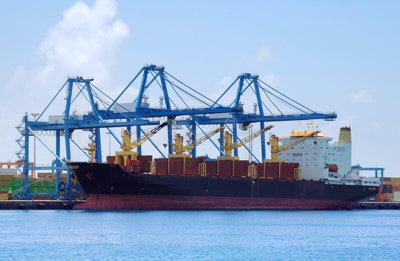 Bereiten Sie für Verschiffen vor lizenzfreies stockfoto