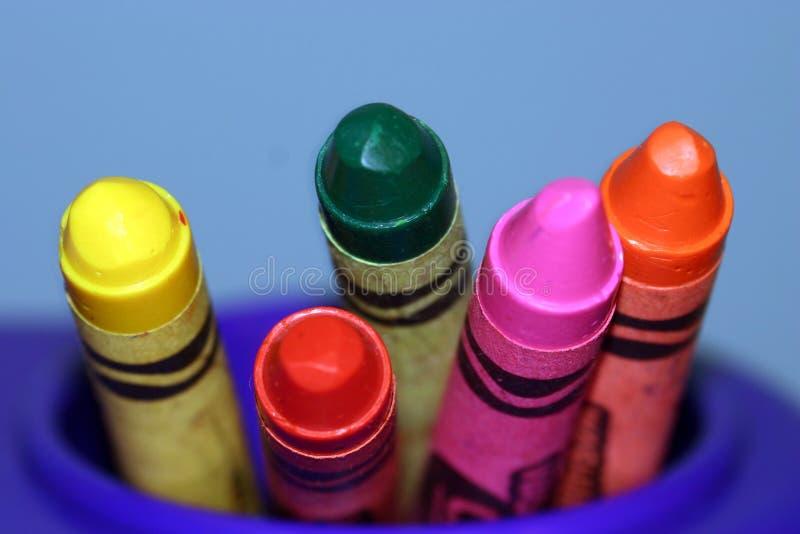 Bereiten Sie Vor, Um Zu Färben Stockbilder