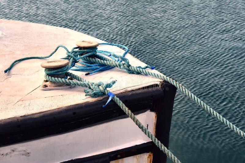 Bereiten Sie vor, um zu segeln stockbilder