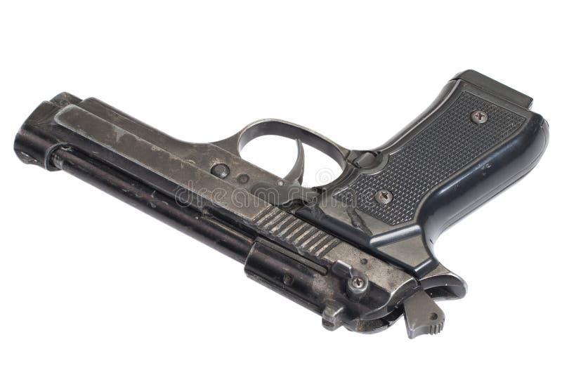 Beretta handvapen royaltyfri bild