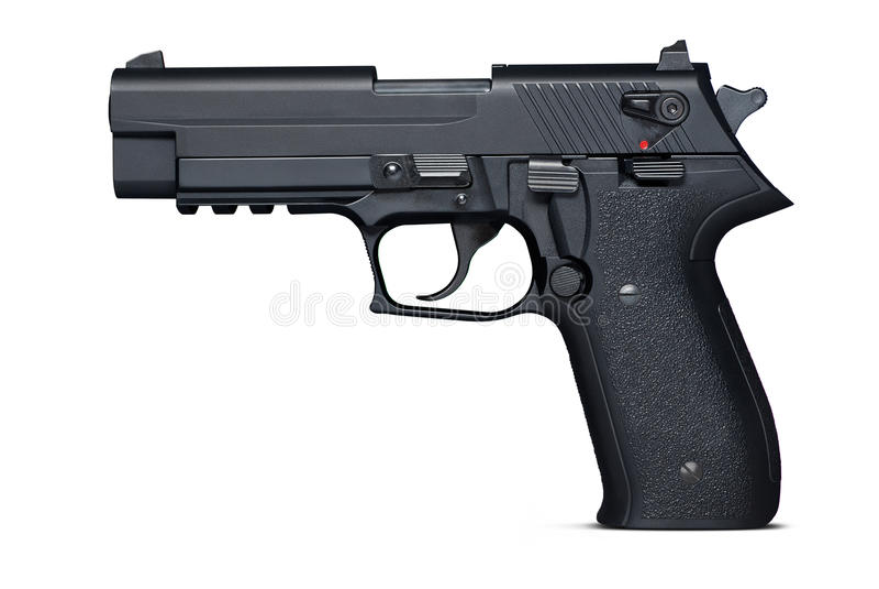beretta pistolet obraz royalty free
