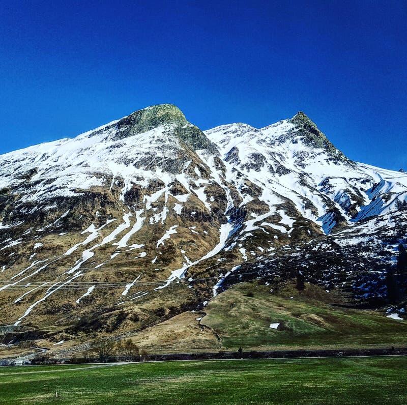 Berg royalty-vrije stock fotografie