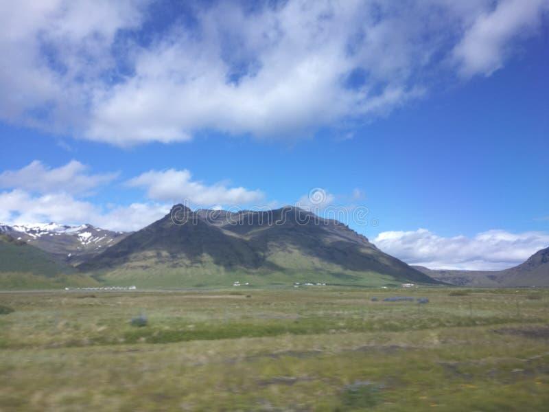 Berg royaltyfri foto