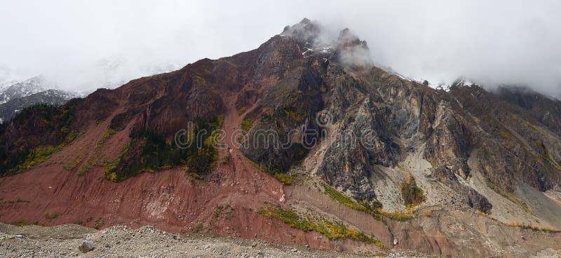 Berg stockfoto