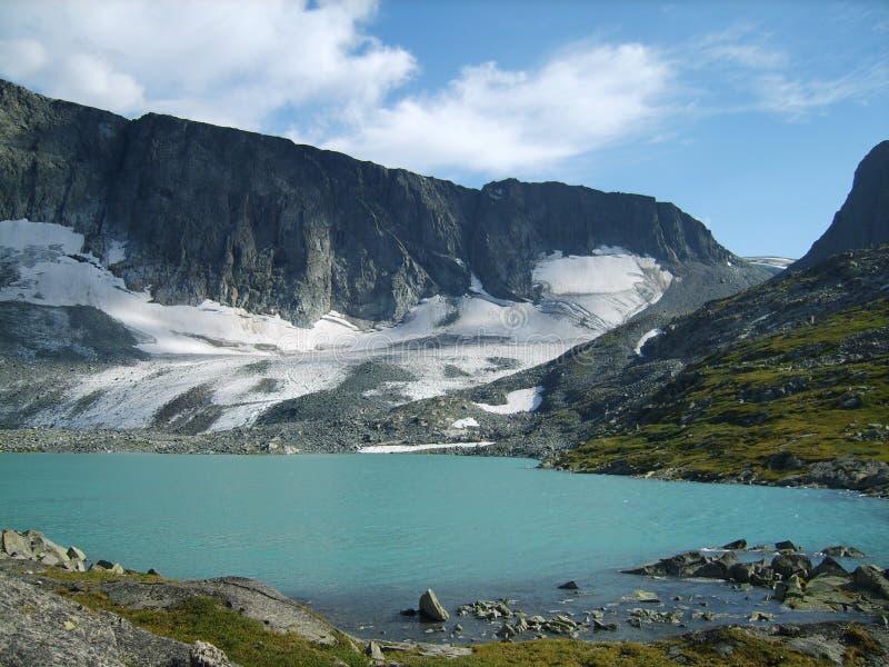 Berg Altai stockfotografie