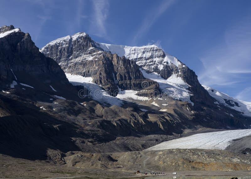 Berg Andromeda stockfotos