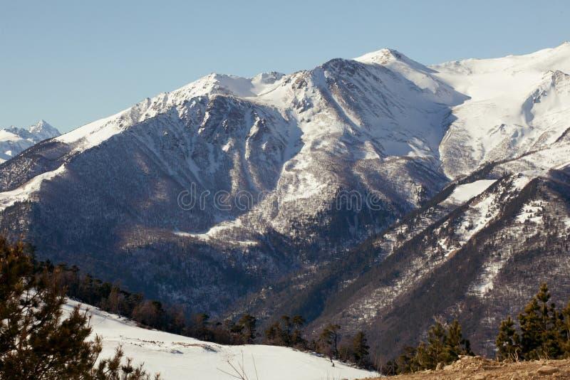 Berg Arkhyz, Russland stockbild