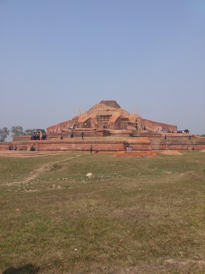 Berg av Bangladesh royaltyfri bild