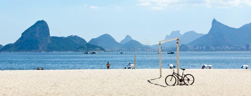 Berg av Rio de Janeiro arkivfoto