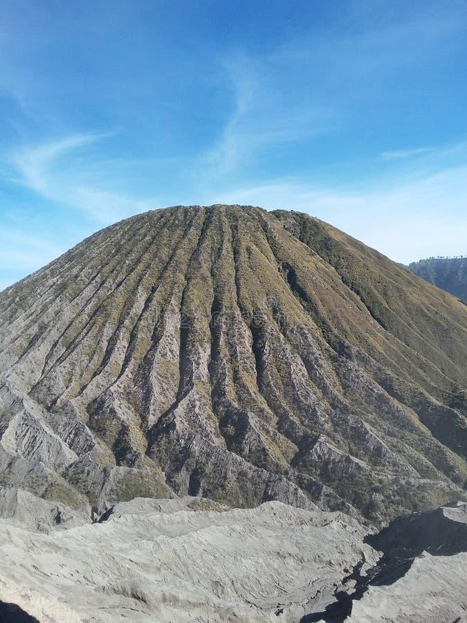 Berg Bromo stockbilder