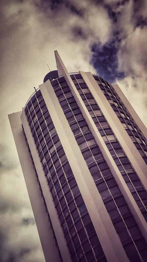 Berg Eliza Apartments lizenzfreie stockfotografie