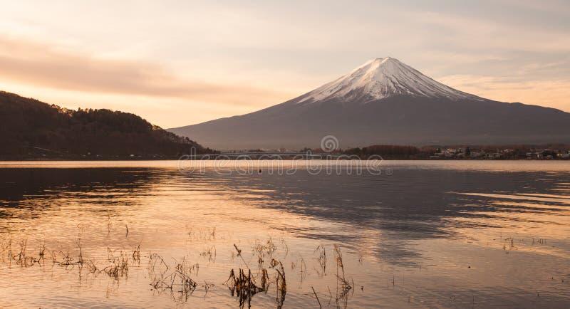 Berg Fuji royalty-vrije stock afbeeldingen