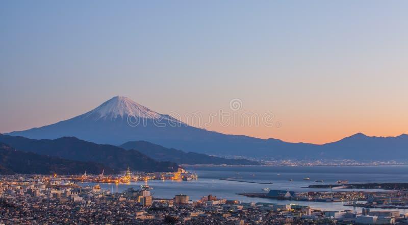 Berg Fuji royalty-vrije stock afbeelding