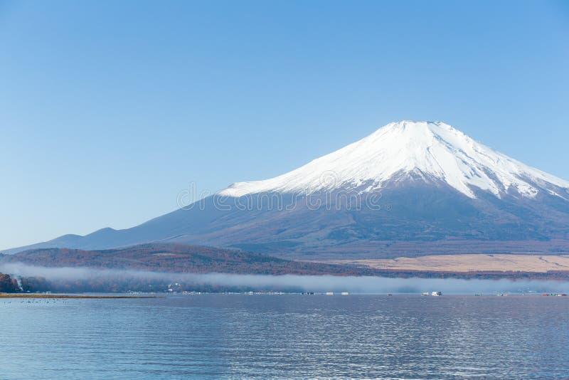 Berg Fuji stock afbeelding