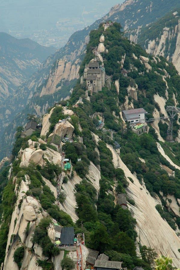 Berg Hua royalty-vrije stock fotografie