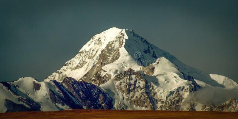 Berg in La Paz lizenzfreie stockfotos