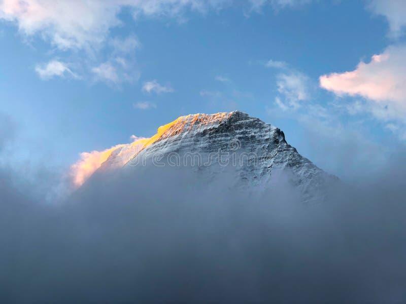 Berg Robson stockbilder