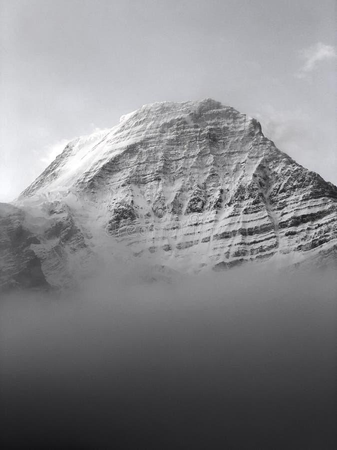 Berg Robson stockbild