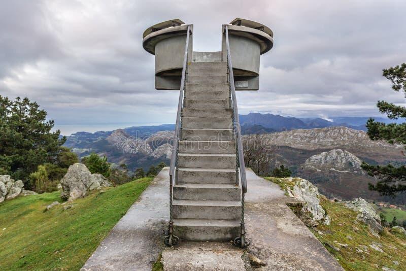 berg spain fotografering för bildbyråer