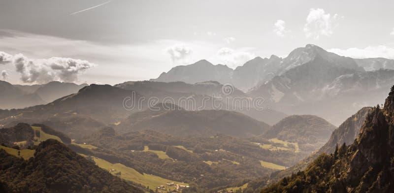 Berg von Österreich lizenzfreie stockfotos