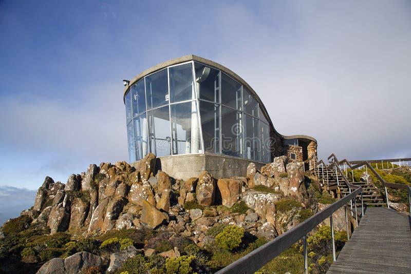 Berg Wellington - Tasmanien lizenzfreie stockfotografie