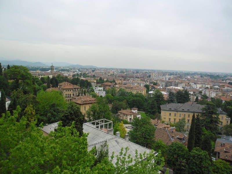 Bergamo royaltyfria foton
